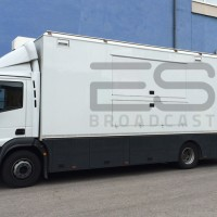 Expandable HD OB Truck