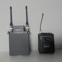 DIGITAL WIRELESS RECEIVER + DIGITAL WIRELESS TRANSMITTER