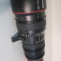 Cinema Zoom Lens with (PL mount)