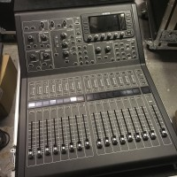 32ch Digital mixer with MADI i/o card and USB Multi-Chanel interface