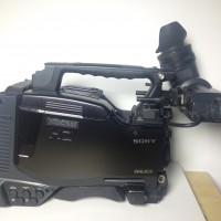 XDACM HD camcorder with laser : 261 - 3 months warranty