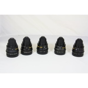 Ultra Prime lens set 16, 24, 32, 50, 85mm