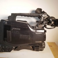 XDCAM HD Camcorder with 1064 hrs laser - 3 months warranty
