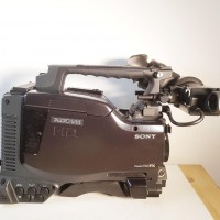 XDCAM HD Camcorder with 979 hrs laser - 3 months warranty