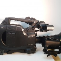 XDCAM HD camcorder with 388 hrs Laser + lens