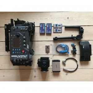 Arri Alexa Plus 4:3  (1950 hrs) with accessories + all licenses