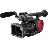4K 4/3 type Fixed lens Camcorder