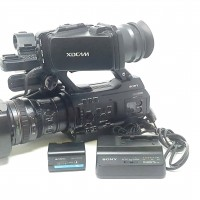 Camcorder with Accessories, 240hrs, Used