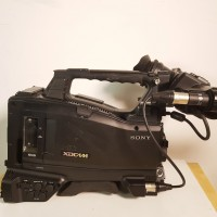 Camcorder with 526 hrs + CKBK-VF02 + Mic + options