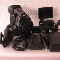 EOS C300 Mark I EF Full HD Camcorder