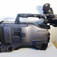 HD P2 camcorder + VF - 3609 hrs use - 3 months warranty