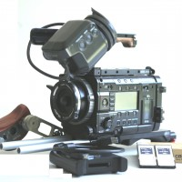 Full Camera Kit with Accessories -- 560 Hours