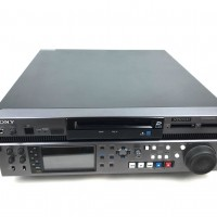 XDS-PD1000 XDCAM Professional Media Station = Disk + SxS card + drive unit