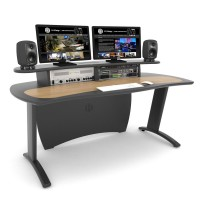 Professional Edit Desk with 19