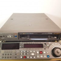 DIGITAL BETACAM Recorder - IMX SX SP player - H12 : 1758 hrs