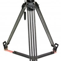 Sachter Carbon Fibre Tripod & Small Head
