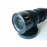 Canon CN-E 30-105 mm T 2.8 L SP, PL Mount lens, metric scale, ex demo - Image #2