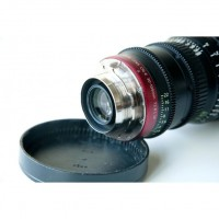 Canon CN-E 30-105 mm T 2.8 L SP, PL Mount lens, metric scale, ex demo - Image #3