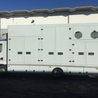 OB VAN HD  WITH POWER GENERATOR