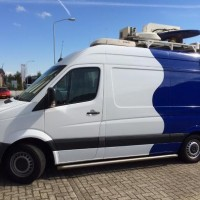 Volkswagen Crafter HD-SNG 4 Full HD!
