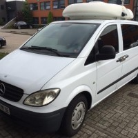 Mercedes Vito DSNG 8  Can be converted to full HD!