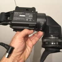 2-inch CRT HD Viewfinder for HDCAM Camcorders