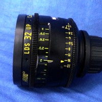 Arri Carl Zeiss 32 mm LDS Ultra Prime lens (PL mount) for sale in used but very good condition
