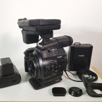 PL mount HD camcorder with accessories - 3 months warranty