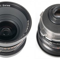 Zeiss Standard Prime T2.1 16, 24, 32, 50 85mm set - Image #2
