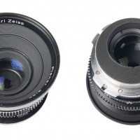 Zeiss Standard Prime T2.1 16, 24, 32, 50 85mm set - Image #4
