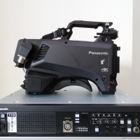 Panasonic 4K Studio Camera Broadcast