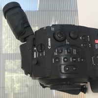 Canon C300 mk1 with EF-mount