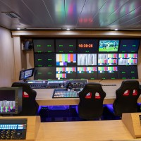 12-CAMERA DOUBLE EXPANDER HD 3G OB TRUCK - Image #5