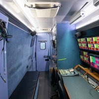 FIVE-CAMERA RIGID HD OB TRUCK - Image #14