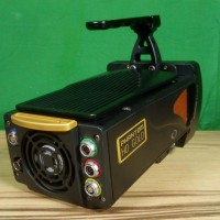 Phantom 2K HD Gold camera for superb slow motion imagery