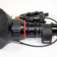 2/3in. B4 High Resolution standard zoom lens with 2x extender
