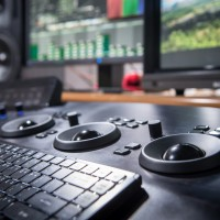 Baselight One system with s Slate Control Surface