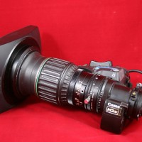 Fully Serviced Canon HJ11x4.7 HD Wide Angle lens with internal 2x extender