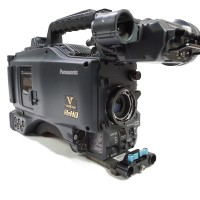 AJ-HPX3700G Panasonic P2HD VariCam Camcorder with low hours
