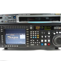 SRW-5800 HDCAM-SR Studio Recorder with option boards and low hours