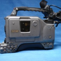 Sony DVCAM professional broadcast 2/3