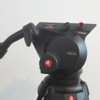 MANFROTTO 509HD + 545BK + MBAG100PNHD - Image #2