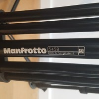 MANFROTTO 509HD + 545BK + MBAG100PNHD - Image #6