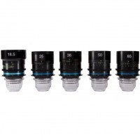 Celere Hight Speed Lenses 18.5MM-25MM-36MM-50MM-85MM T: 1.5 PL mount + EF Mount + E Mount. in Full Frame and Super 35MM