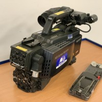 Used Sony HDC-3300R HD Super Slow Motion Camera with CCU, RCP & both VF's available immediately!