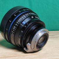 Carl Zeiss CP2 brand new 85 mm lens