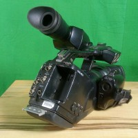 Sony EX3 XDCAM Full HD camera with battery, charger and SxS card.