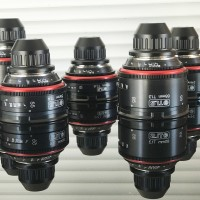 Canon K35 set of lenses for sale
