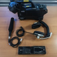 Used Sony 1500R HD camera chains (CCU-1500, RCP-1500, HDVF-L750, HDVF-20A, HDLA-1500 & VCT-14)