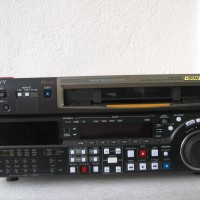 HDCAM video tape recorder